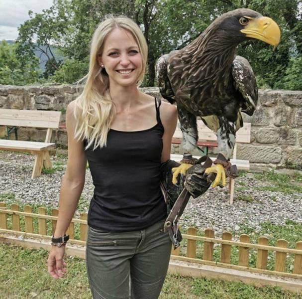 Veľké vtáky pre ženy